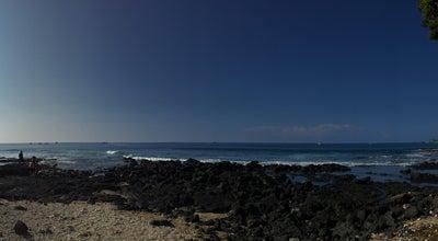 Photo of Beach Hala Halawai Shoreline at Kailua-Kona, HI, United States