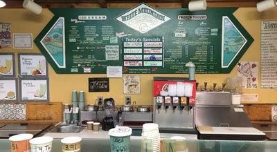 Photo of Restaurant White Mountain Creamery at 19 Commonwealth Ave, Newton, MA 02467, United States