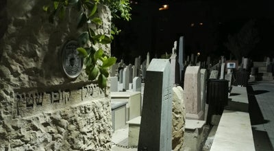 Photo of Cemetery The Old Cemetery at Trumpeldor Street, Tel Aviv, Israel