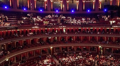 Photo of Performing Arts Venue Royal Albert Hall at Royal Albert Hall, London SW7 2AP, United Kingdom