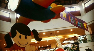 Photo of Theme Park Kid's Park at Via Parque Shopping, Rio de Janeiro 22775-904, Brazil