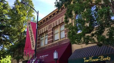 Photo of Bookstore Shakespeare Books & Antiques at 163 E Main St, Ashland, OR 97520, United States