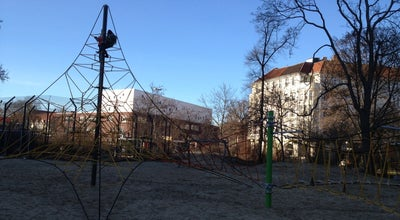 Photo of Playground Spielplatz Preußenpark at Brandenburgische Str., Berlin, Germany