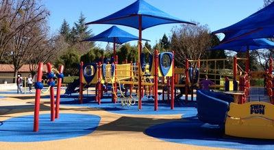 Photo of Baseball Field Athan Downs Park at 2975 Montevideo Dr, San Ramon, CA 94583, United States
