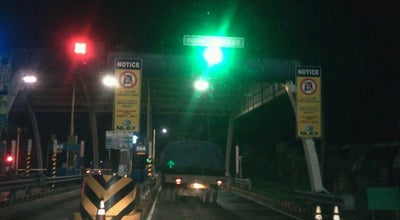 Photo of Toll Plaza NLEx Meycauayan Exit at North Luzon Expressway, Meycauayan City, Philippines