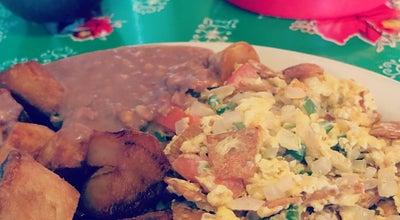 Photo of Mexican Restaurant El Jordan Cafe at 416 N Bishop Ave, Dallas, TX 75208, United States
