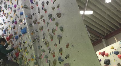 Photo of Rock Climbing Spot クライミングジム ビーナッツ at 青葉区国分町3-3-5, 仙台市 980-0803, Japan