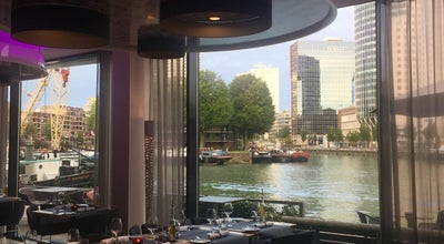 Photo of Cocktail Bar On the Rocks at Leuvehaven 77, Rotterdam 3011 EA, Netherlands