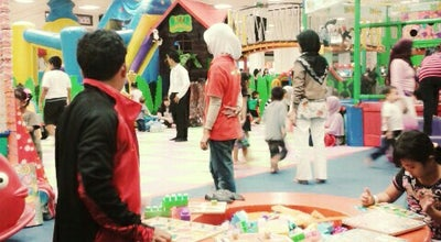 Photo of Arcade Kiddy Playground at Malang Town Square, Malang, Indonesia