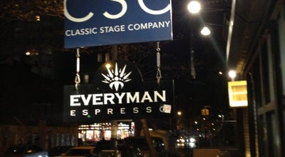 Photo of Performing Arts Venue Classic Stage Co at 136 E 13th St, New York, NY 10003, United States