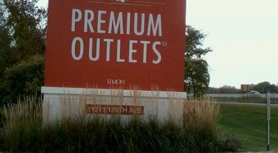 Photo of Mall Pleasant Prairie Premium Outlets at 58 116th Avenue, Pleasant Prairie, WI 53158, United States