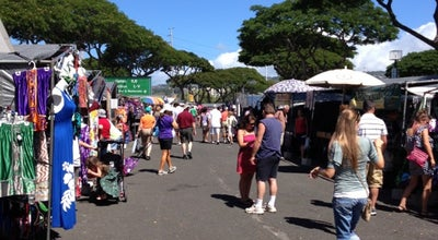 Photo of Tourist Attraction Aloha Stadium Swap Meet at 99-500 Salt Lake Blvd, Honolulu, HI 96818, United States