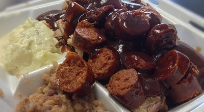 Photo of BBQ Joint Momo's Meat Market at 5776 Broadway, Sacramento, CA 95820, United States