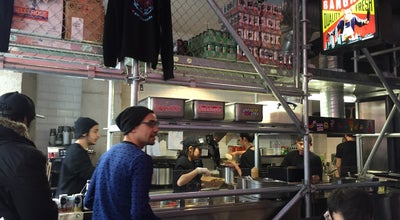 Photo of Fast Food Restaurant Street, Bangkok Local Food at 3 Rue Eugene Varlin, Paris 75010, France