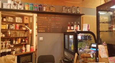 Photo of Cafe Etno Cafe Okrąglak at Plac Kosciuszki, Wroclaw 50-028, Poland