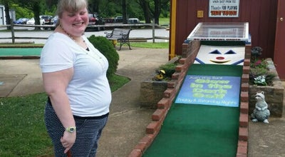 Photo of Tourist Attraction Tiny Town Golf at 7427 Timberlake Rd., Lynchburg, VA 24502, United States