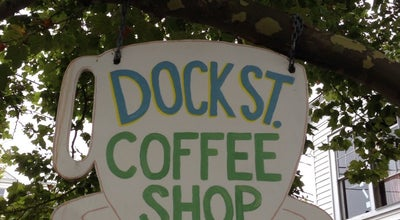 Photo of American Restaurant Dock Street Coffee Shop at 2 Dock St, Edgartown, MA 02539, United States