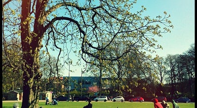 Photo of Park Slottsparken at Regementsgatan 3, Malmö 211 42, Sweden
