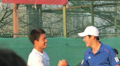 Photo of Tennis Court 早稲田大学庭球部東伏見三神記念テニスコート at 東伏見3-5-27, 西東京市, Japan