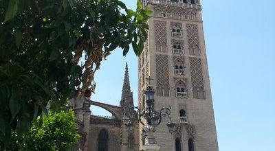 Photo of Monument / Landmark La Giralda at Plaza Virgen De Los Reyes, Sevilla 41001, Spain