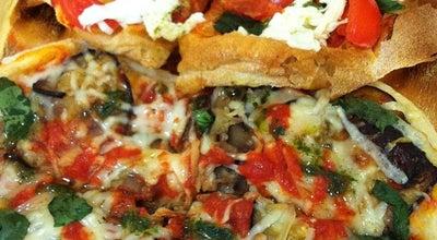 Photo of Pizza Place Pinsere at Via Flavia, 98, Roma 00187, Italy