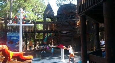 Photo of Playground Sugar Sand Park at 300 S Military Trl, Boca Raton, FL 33486, United States