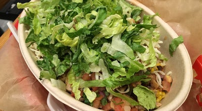 Photo of Mexican Restaurant Dos Toros Taqueria at 119 W 40th St, New York, NY 10018, United States