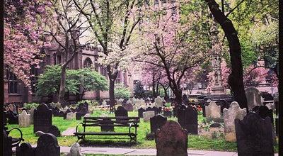 Photo of Church Trinity Church at 75 Broadway, New York, NY 10006, United States