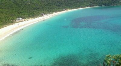 Photo of Beach Praia do Forno at Pr. Do Forno, Arraial do Cabo 28930-000, Brazil