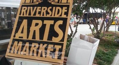 Photo of Tourist Attraction Riverside Arts Market at 715 Riverside Avenue, Jacksonville, FL 32204, United States