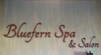 Photo of Spa Bluefern Day Spa at 350 Peachtree Industrial Blvd, Suwanee, GA 30024, United States