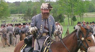 Photo of History Museum Chancellorsville Battlefield at 9001 Plank Road, Fredericksburg, VA 22407, United States