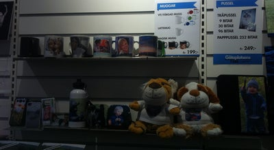Photo of Camera Store Götaplatsens Foto at Kungsportsavenyen 45, Göteborg 411 36, Sweden