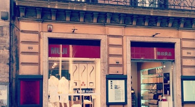 Photo of Gift Shop Muji at Via Del Tritone, 199/200, Roma 00187, Italy