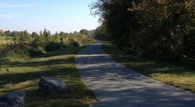 Photo of Trail Muddy Creek Greenway at Jefferson School Rd, Winston-Salem, NC 27106, United States