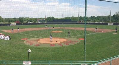 Photo of Baseball Field Ball State University Baseball Diamonds at 2900 Ave, Muncie, IN 47304, United States