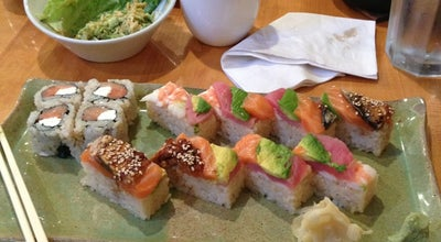Photo of Japanese Restaurant Snappy Sushi at 108 Newbury St, Boston, MA 02116, United States