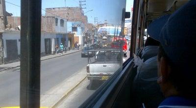 Photo of Trail Av Salaverry Con Tacna Y Arica at Peru