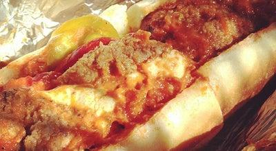 Photo of Italian Restaurant Luca Brasis's Deli at 100 Park Ave, Hoboken, NJ 07030, United States