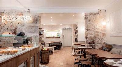 Photo of Cafe Cafe Pinson at 6 Rue Du Forez, Paris 75003, France
