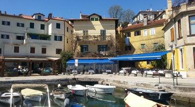 Photo of Tourist Attraction Volosko at Obalno Setalista Franza Josefa I, Opatija, Croatia