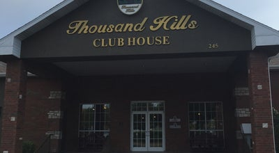 Photo of Hotel Thousand Hills Resort and Golf Club at 245 S. Wildwood, Branson, MO 65616, United States