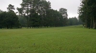 Photo of Golf Course Sesko AU Golf (Padang Golf Poltak) at Jl. M. Adiwarta, Lembang, Kab. Bandung, Indonesia