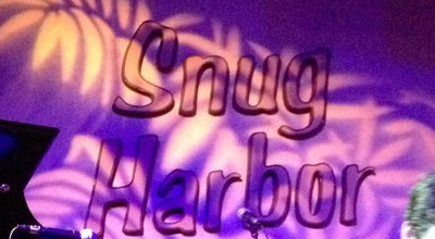 Photo of American Restaurant Snug Harbor Jazz Bistro at 626 Frenchmen St, New Orleans, LA 70116, United States