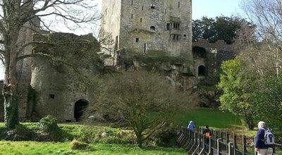 Photo of Monument / Landmark The Blarney Stone at Blarney Castle, Blarney, Ireland