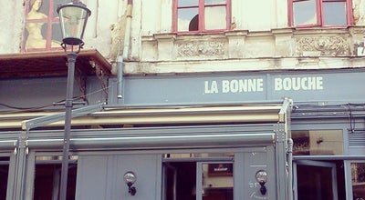 Photo of Restaurant La Bonne Bouche at 30 Franceza Street, Bucharest, Romania