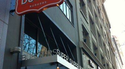 Photo of American Restaurant Super Duper Burgers at 721 Market St, San Francisco, CA 94103, United States
