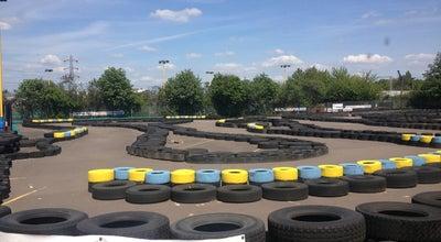 Photo of Tourist Attraction Grand Prix Karting at 1 Adderley Road South, Birmingham B8 1AD, United Kingdom