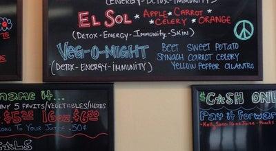 Photo of Restaurant Juice Bar at 2413 E South St, Orlando, FL 32803, United States