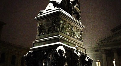 Photo of Monument / Landmark Max-Joseph-Platz at Munich, Germany